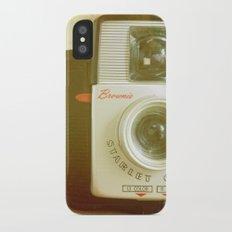 Travel Photographer Slim Case iPhone X