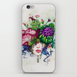 Cabezarium I iPhone Skin