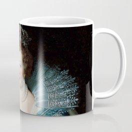 Royal Portrait Queen Anna Coffee Mug
