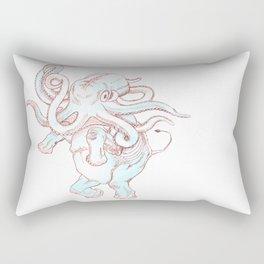 octophant Rectangular Pillow