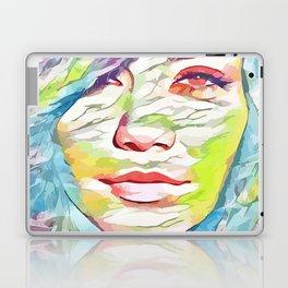 Vanessa Hudgens (Creative Illustration Art) Laptop & iPad Skin