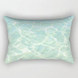 All Clear Rectangular Pillow