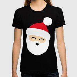 Smiling Santa Face T-shirt