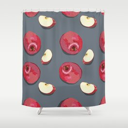 How Bout Them Apples? Shower Curtain