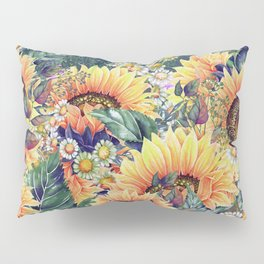 Summer Garden 1 Pillow Sham