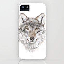 Lobo iPhone Case