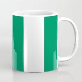Nigerian Flag - Authentic High Quality HD Image Coffee Mug