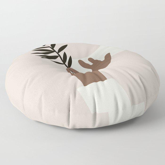 Hand 3 Floor Pillow