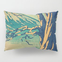 Late Hues at Hinsei Pillow Sham
