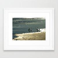 glitter Framed Art Prints featuring Glitter by Chris' Landscape Images & Designs