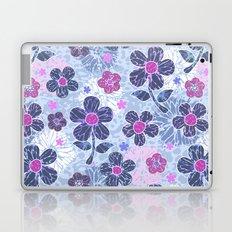 flowers mix Laptop & iPad Skin