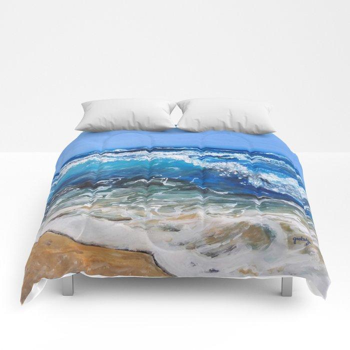Rough Sea Comforters