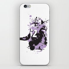 Ray Lewis iPhone & iPod Skin