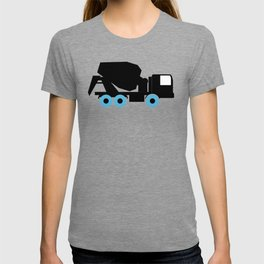 Cement Truck Icon T-shirt