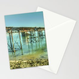 Mumbles Pier Stationery Cards