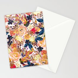 Rustic Floral #society6 #decor #buyart Stationery Cards
