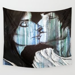 Embrace Me Wall Tapestry