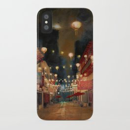 Lights on Chung King iPhone Case