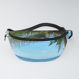 Far and Beyond. Beach Photography. Summer Fanny Pack