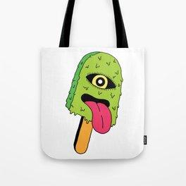 Cyclops Ice Cream Tote Bag