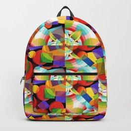 Prismatic Rainbow Backpack
