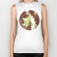 sublime Biker Tanks featuring The Glimpse Sublime by Prids