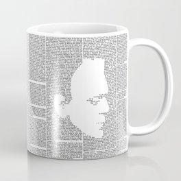 Frankenstein - The Modern Prometheus Coffee Mug