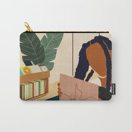 Stay Home No. 4 Carry-All Pouch