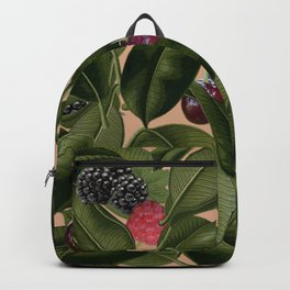 FRUITS AND LEAVES Backpack