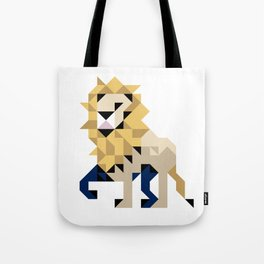LION PATCH Tote Bag