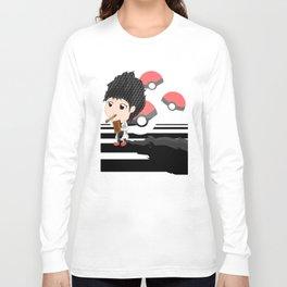Churyu - My Greatest Supporter Long Sleeve T-shirt