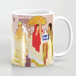 Seville Hispano American Expo 1929 art deco ad Coffee Mug