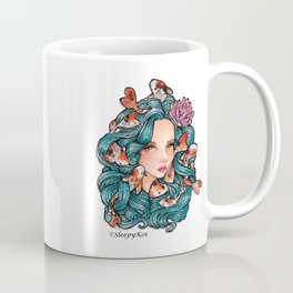 Koi Goddess Coffee Mug