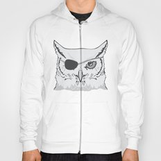Owl Pirate Hoody