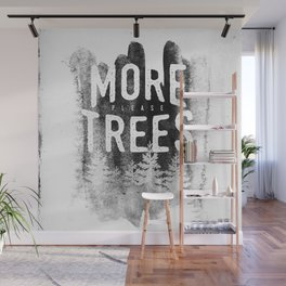 More trees Wall Mural