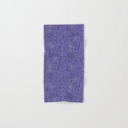 Inventory in Purple Hand & Bath Towel