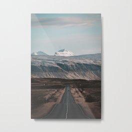 A Road to Nowhere Metal Print
