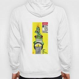 F for Frog - Alphabet City  Hoody