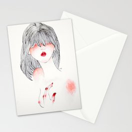 Leave It Alone Stationery Cards