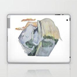 Yosemite National Park - Half Dome Laptop & iPad Skin