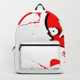 Badass Art Logo v2 Backpack