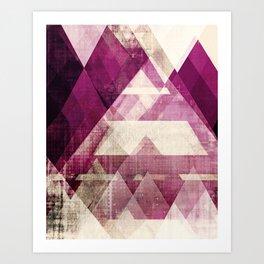 modern mid century, Graphic art, neutral colors, geometric art, circles, modern painting, abstract p Art Print