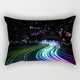 all of the lights Rectangular Pillow