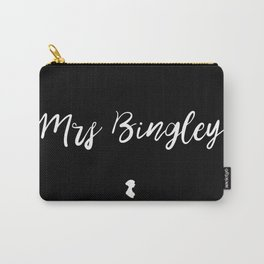 MRS BINGLEY Carry-All Pouch