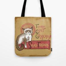 Tournee du Chat Grincheux Tote Bag