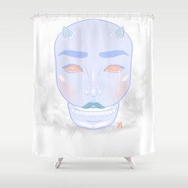 Fear These Tears Shower Curtain