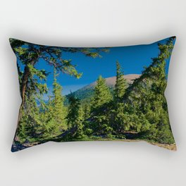 Go with the wind Rectangular Pillow