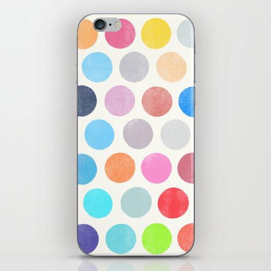 colorplay 9 iPhone & iPod Skin