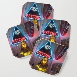 PSYCHIC Coaster