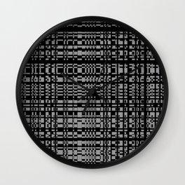 block chain Wall Clock